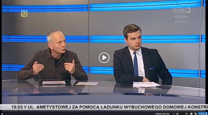 Spór o zabudowę Górek Czechowskich w mediach