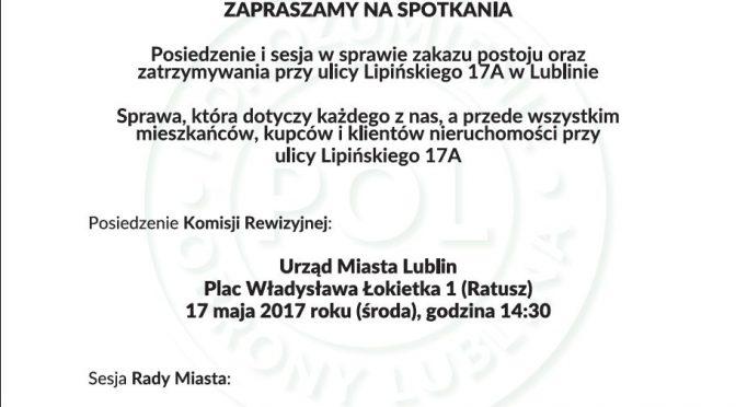 W interesie mieszkańców całego Lublina