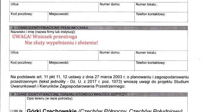 Co będzie jak Rada Miasta Lublin uchwali #LexŻuk?