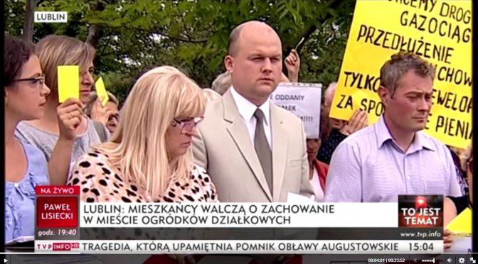 Druga żółta kartka dla samorządu Lublina oraz innych instytucji publicznych